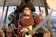 The Pirates! In An Adventure With Scientists. Copyright: Aardman Animations.