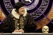 QI. Stephen Fry. Copyright: TalkbackThames.