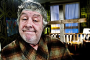 Rab C. Nesbitt. Rab C. Nesbitt (Gregor Fisher). Image credit: The Comedy Unit.
