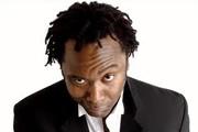 Reginald D Hunter review