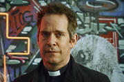 Rev. Rev Adam Smallbone (Tom Hollander). Image credit: Big Talk Productions.