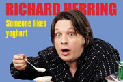 Someone Likes Yoghurt. Richard Herring.
