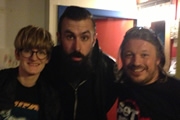 2013 #21: Paul Putner, Scroobius Pip and Sarah Campbell