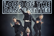Lord of the Dance Settee. Richard Herring.