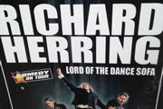 Richard Herring: Lord of the Dance Settee.