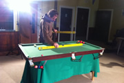Richard Herring Me1 v Me2 Snooker.