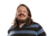 Richard Herring's Objective. Richard Herring. Copyright: BBC.