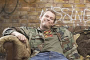 Robert's Web. Robert Webb. Copyright: Objective Productions / That Mitchell & Webb Company.