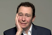 Rockton Manor Studios. Benson (Paul Whitehouse). Copyright: Above The Title Productions.