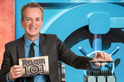Room 101. Frank Skinner. Image credit: Hat Trick Productions.