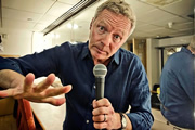 2014 - The Rory Review. Rory Bremner. Copyright: The Comedy Unit.