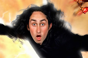 Ross Noble: Unrealtime. Ross Noble. Copyright: Stunt Baby.