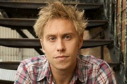 Russell Howard: Right Here, Right Now. Russell Howard. Copyright: Avalon Television.