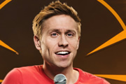 Stand Up Central. Russell Howard. Copyright: Avalon Television.