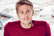 Russell Howard's Good News. Russell Howard. Copyright: Avalon Television.