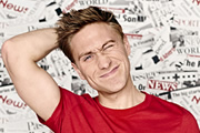 Russell Howard writing film