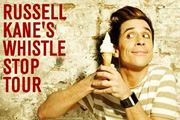 Russell Kane's Whistle Stop Tour. Russell Kane. Copyright: Avalon Television.