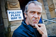 Scotland In A Day. Mark (John Hannah). Copyright: The Comedy Unit.