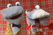 Scottish Falsetto Sock Puppet Theatre.