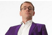 Sean Lock: Purple Van Man. Sean Lock. Copyright: Open Mike Productions.