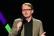 Sean Lock: Stand Up. Sean Lock. Copyright: Open Mike Productions.
