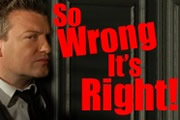 So Wrong It's Right. Charlie Brooker. Copyright: Zeppotron.
