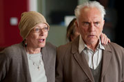 Song For Marion. Image shows from L to R: Vanessa Redgrave, Arthur (Terence Stamp).