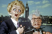 Spitting Image to return?