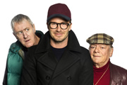 David Beckham talks about the new Only Fools And Horses special
