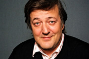 The Fry Chronicles. Stephen Fry. Copyright: BBC.