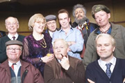 Still Game cast.