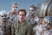 Supernova. Paul Hamilton (Rob Brydon). Copyright: Hartswood Films Ltd.