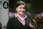 Susan Calman Is Convicted. Susan Calman. Copyright: BBC.