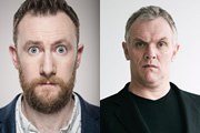 Alex Horne and Greg Davies star in new show Taskmaster
