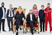 Taskmaster interviews