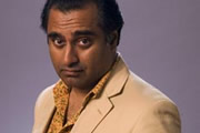 That's No Job For An Asian. Sanjeev Bhaskar. Copyright: Ladbroke Productions.
