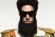 The Dictator. Sacha Baron Cohen.