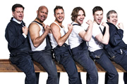 The Full Monty live show