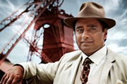 The Indian Doctor. Dr. Prem Sharma (Sanjeev Bhaskar). Image credit: Rondo.
