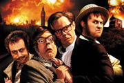 The League Of Gentlemen's Apocalypse.