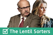 The Lentil Sorters. Copyright: Pozzitive Productions.