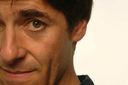 The Mark Steel Solution. Mark Steel. Copyright: BBC.