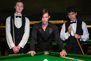 Snooker film for iPlayer