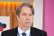 The Thick Of It. Peter Mannion (Roger Allam). Copyright: BBC.