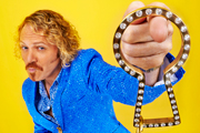 Through The Keyhole. Keith Lemon. Image credit: Talkback.