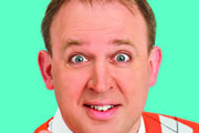 Tim Vine to pilot chat show