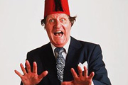 Tommy Cooper.