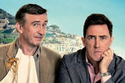 The Trip. Image shows from L to R: Steve (Steve Coogan), Rob (Rob Brydon). Copyright: Baby Cow Productions / Arbie.