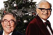 The Two Ronnies Sketchbook. Image credit: British Broadcasting Corporation.