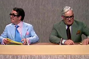 The Two Ronnies: The Studio Recordings. Image shows from L to R: Ronnie Corbett, Ronnie Barker.